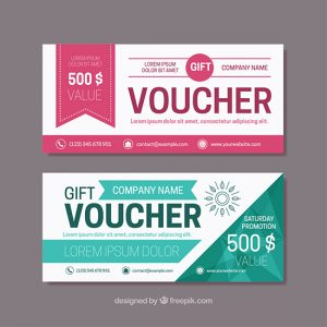 24 hour voucher printing London