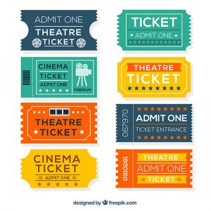 24 hour ticket printing service London