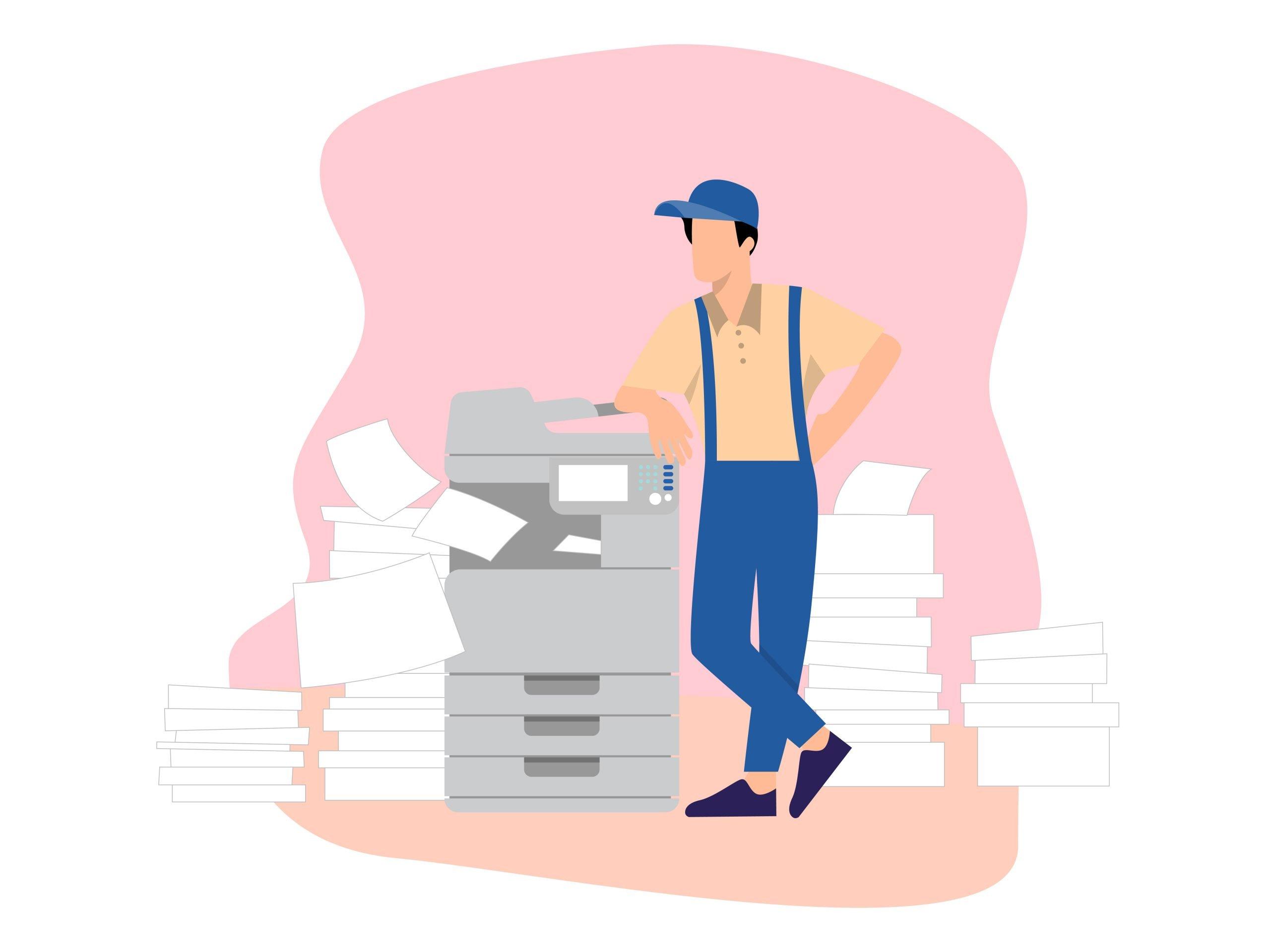 late night printing service